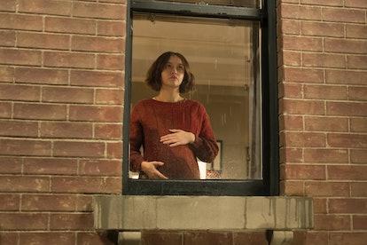 Olivia Cooke as Karla in Modern Love