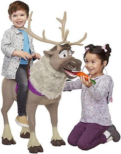 Frozen 2 Sven Reindeer My Size Playdate Sven with Sounds