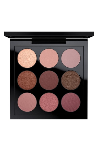 Times Nine Eyeshadow Palette In Burgundy