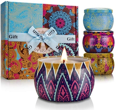 YINUO LIGHT Candles Gift Set