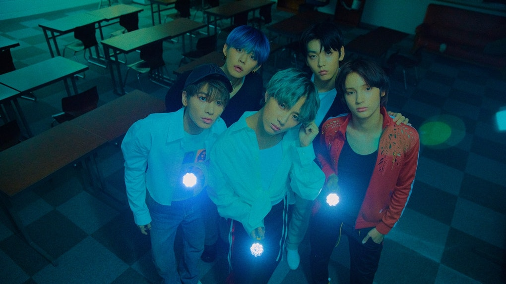 "TXT's ""9 and Three Quarters"" video teasers give fans a glimpse at the K-Pop group's next album, 'The Dream Chapter: MAGIC.'"