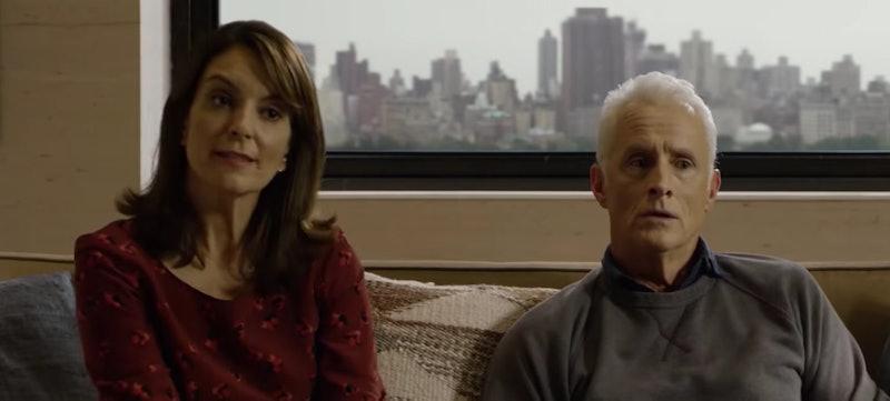 Tina Fey and John Slattery In Amazon's 'Modern Love.'