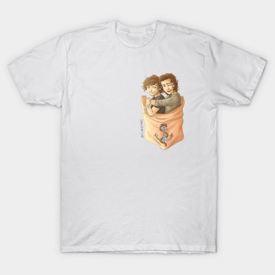 Pocket Larry Stylinson T-Shirt