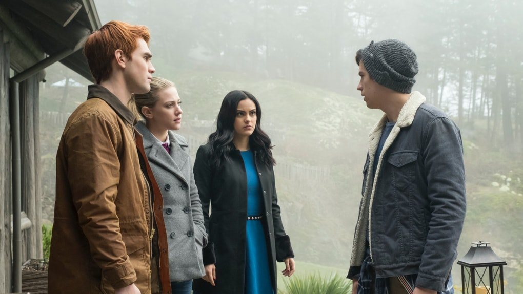 The Core Four of 'Riverdale' have some behind-the-scenes secrets