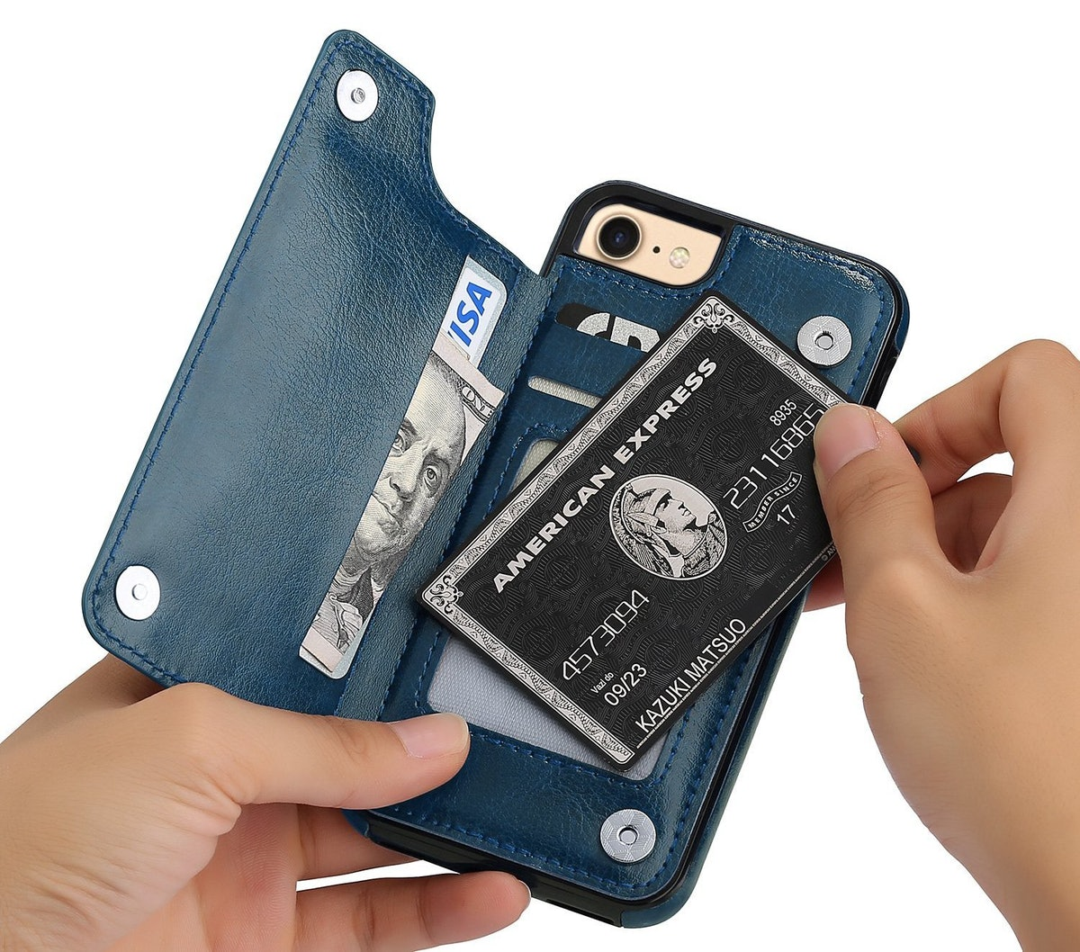 OT ONETOP Wallet Phone Case