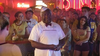 Pop's Chocklit Shop on Riverdale