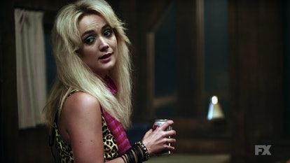 Montana, played by Billie Lourd, met a bloody end on AHS: 1984