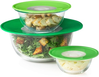 OXO Good Grips Reusable Silicone Lids (Set of 3)