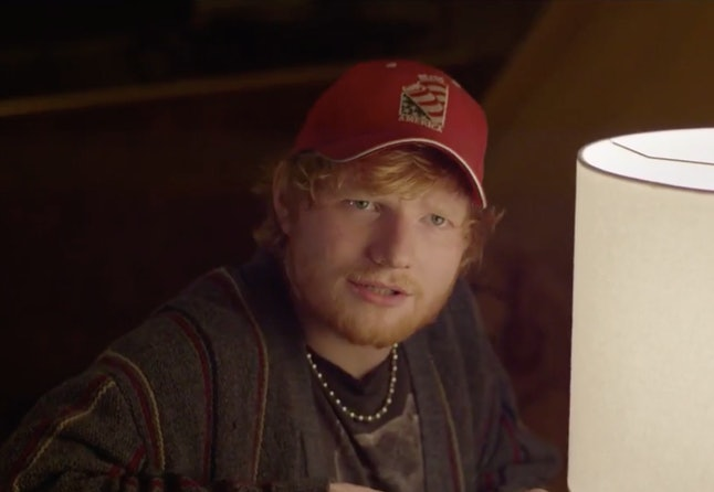 Ed Sheeran as Mick in 'Modern Love'