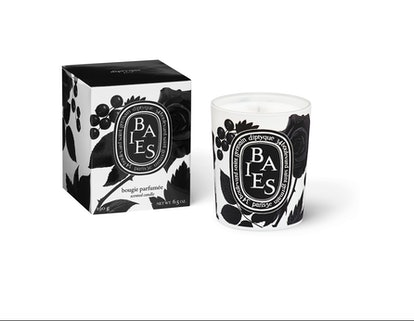 diptyque's Black Friday Limited Edition candle comes in exclusive black and white packaging
