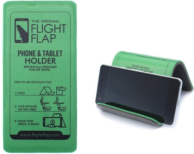 Flight Flap Phone and Tablet Holder