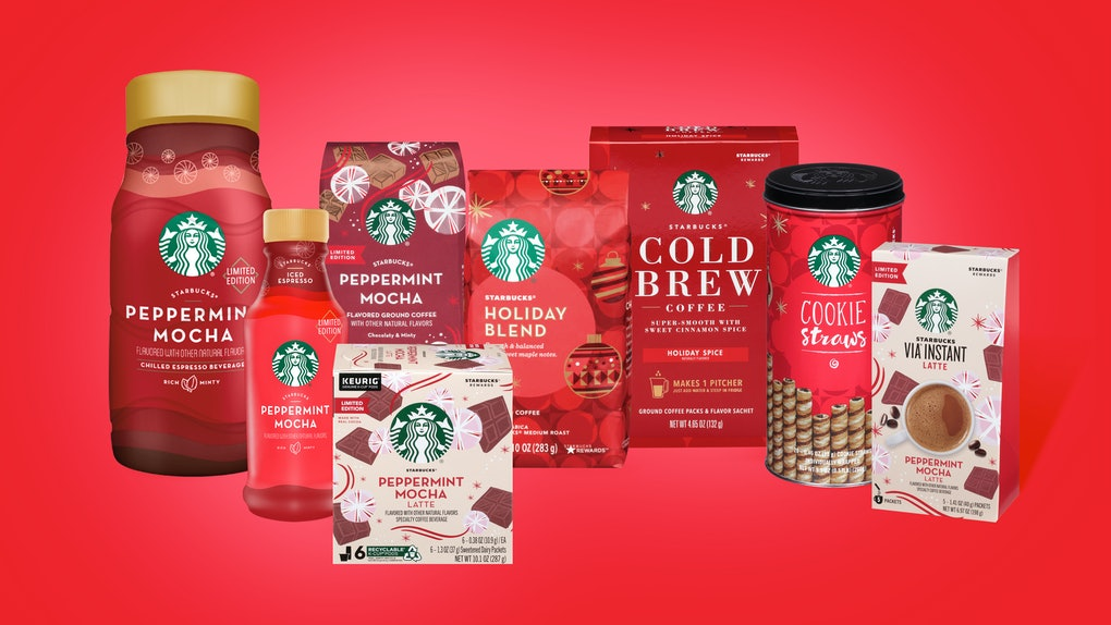 Starbucks' At-Home Holiday Coffee Collection will make your holiday season.