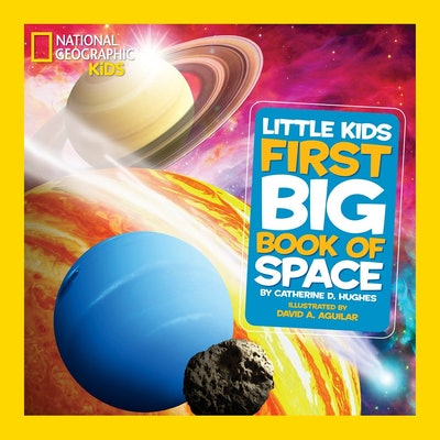 'National Geographic Little Kids First Big Book of Space'