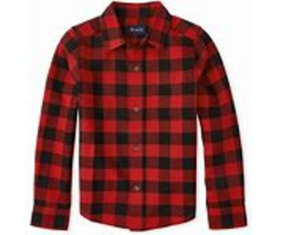 Baby And Toddler Boys Dad And Me Buffalo Plaid Oxford Matching Button Down Shirt