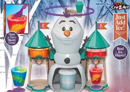 Disney Frozen 2 Slushy Treat Maker Activity Kit