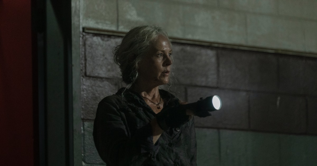 Carol Isn't Hallucinating On 'The Walking Dead' — But Alpha May Make Her Wish She Was