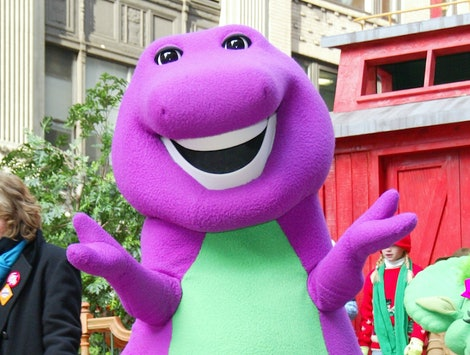 Barney the purple dinosaur will star in a new film from Daniel Kaluuya