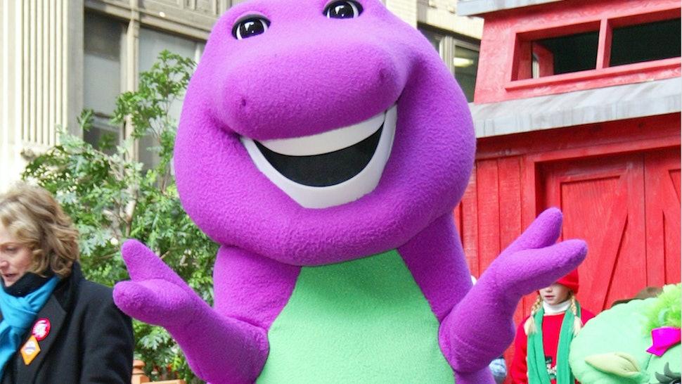 Barney the purple dinosaur will star in a new film from Daniel Kaluuya