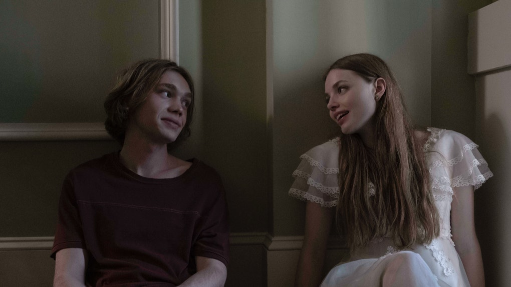 Miles and Alaska in 'Looking for Alaska'