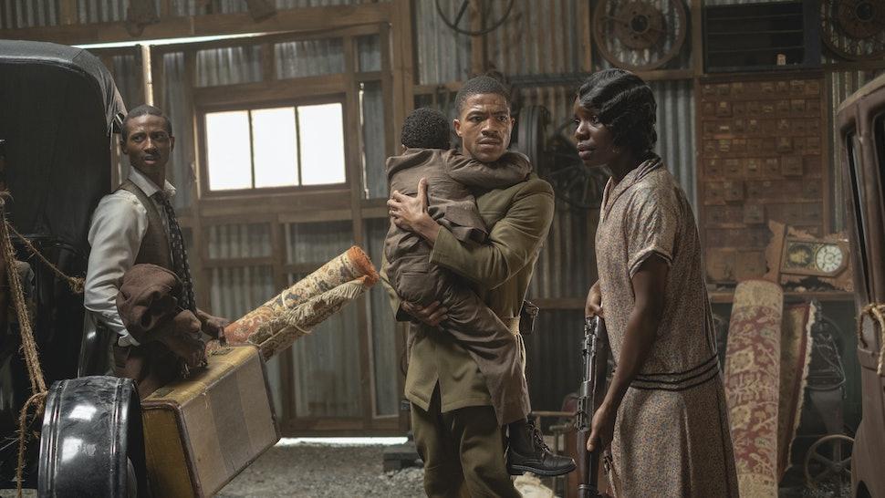 HBO's 'Watchmen' Premiere Opens On The Tulsa Massacre