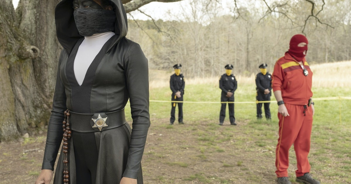 The Seventh Cavalry In 'Watchmen' Is A Reference To America's Racist Origins
