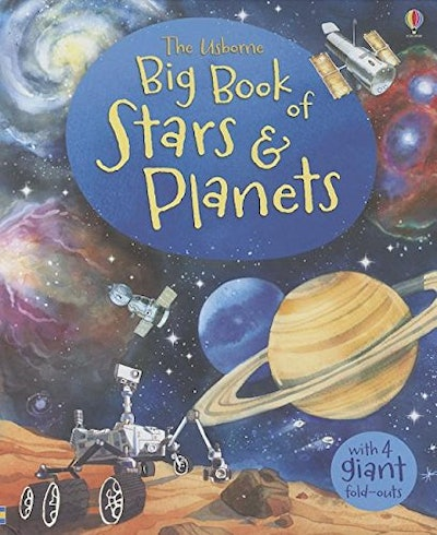 'Big Book of Stars & Planets'