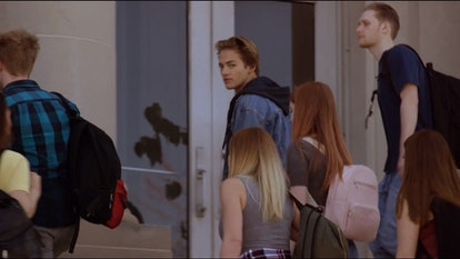 Mitchell Hoog as Ian in Lifetime's 'Sleeping With My Student.'
