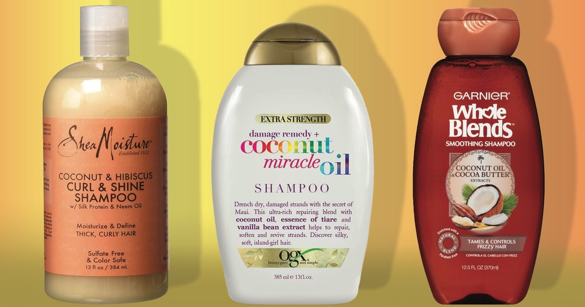 The 5 Best Coconut Oil Shampoos