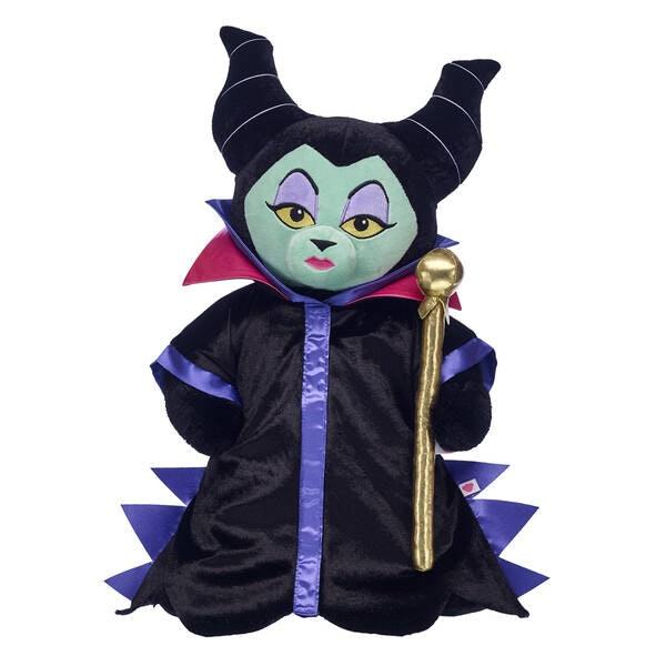 Disney S Maleficent Build A Bear Is Wicked Cute