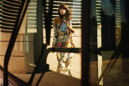 Zara's Campaign Collection includes an unexpected mixture of prints