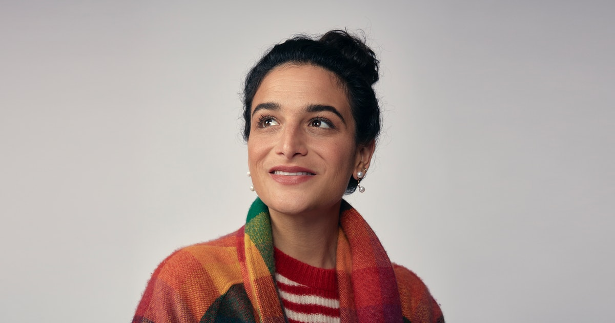 An Impromptu Therapy Session With Jenny Slate