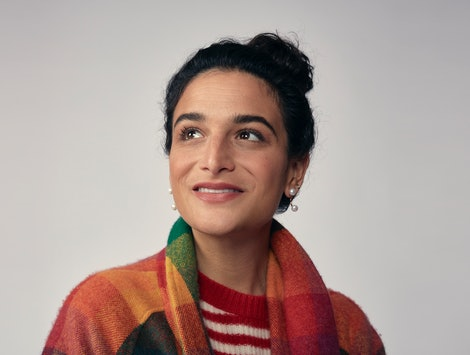 Jenny Slate prepares for the premiere of her Netflix comedy special, Stage Fright.