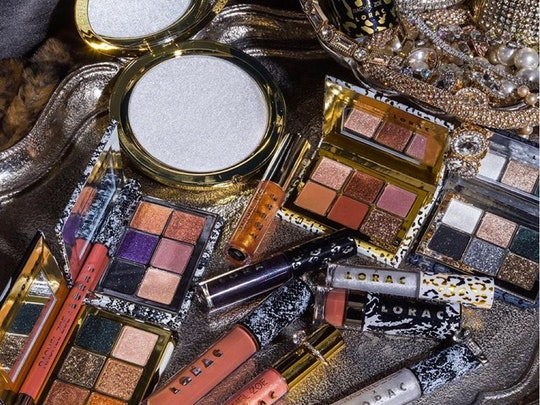 LORAC x Rachel Zoe holiday capsule collection includes glamorous makeup to help you get ready for holiday parties.