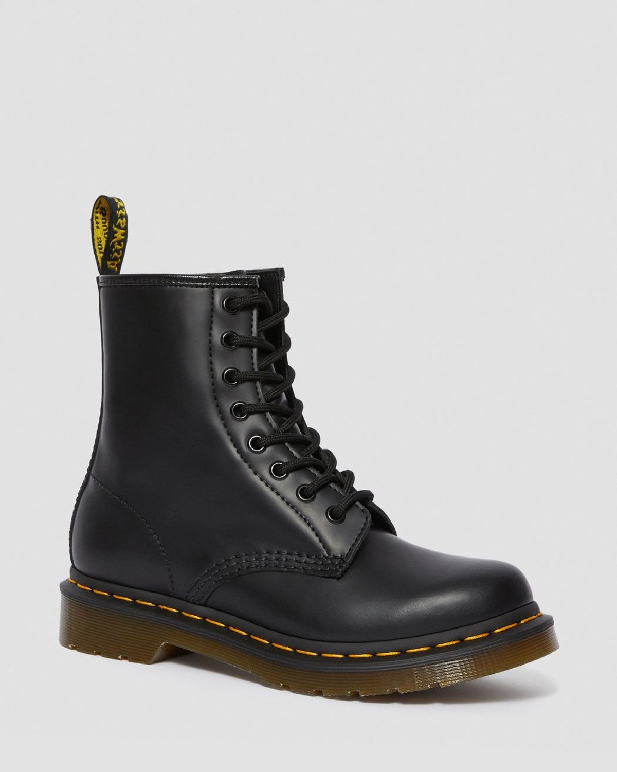 Women's 1460 Smooth Black Boots