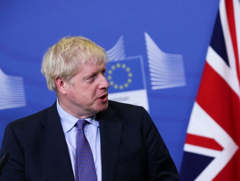 Boris Johnson got the EU to agree to remove the tampon tax in Northern Ireland in new Brexit deal