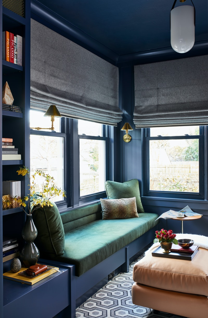 2020's paint color trends will include warm, tonal rooms