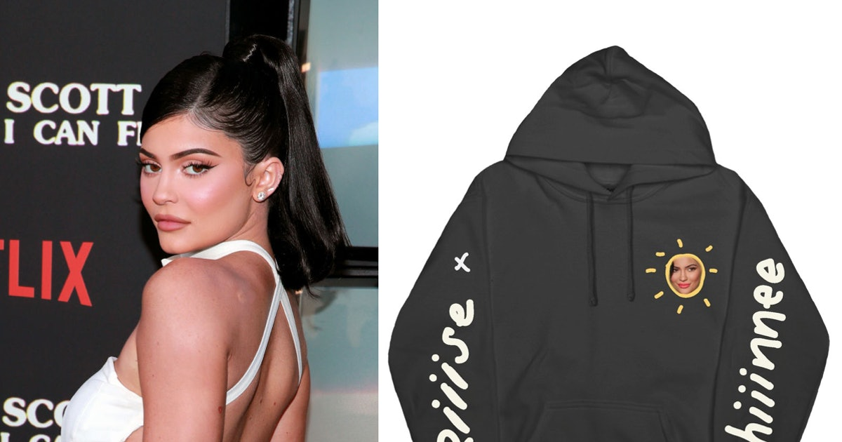 """Where To Get Kylie Jenner's """"Rise & Shine"""" Merch & Brighten Your Whole Day"""
