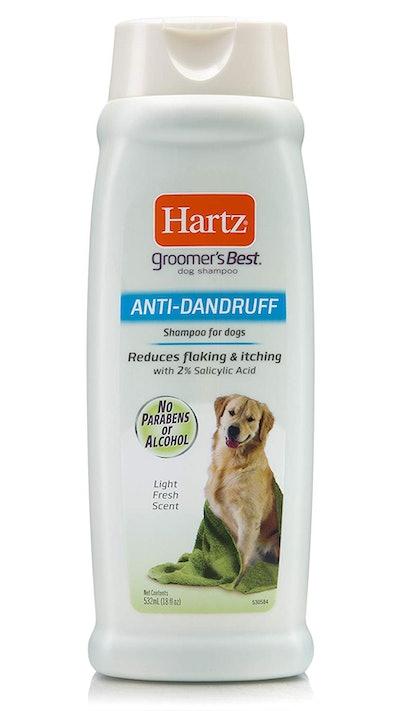 Hartz Groomer's Best Anti-Dandruff Shampoo