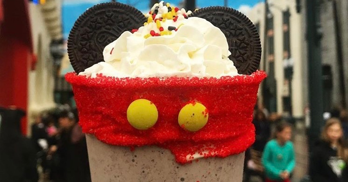 10 Mickey-Shaped Foods At Disney That Are Ear-Resistible