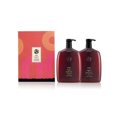 SPACE.NK. apothecary Oribe Jumbo Size Beautiful Color Shampoo & Conditioner Set