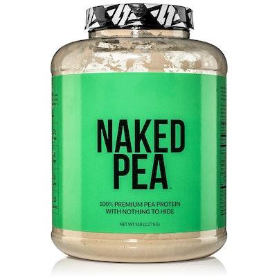 Naked Pea 100% Pea Protein Powder (5 Lbs.)