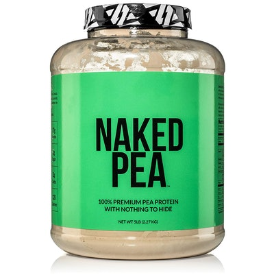Naked Pea 100% Pea Protein Powder (5 Lbs.)