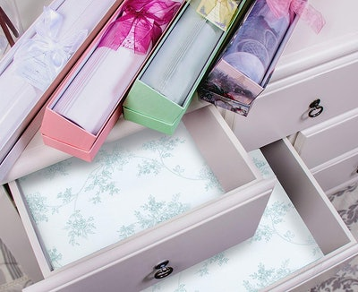 Scentennials Sea Fresh Scented Drawer Liners (6 Sheets)