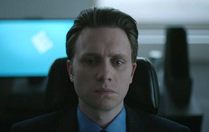 Martin Wallström as Tyrell Wellick in Mr. Robot