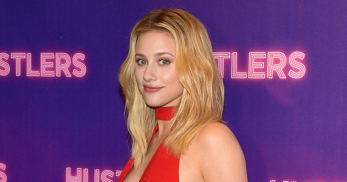 Lili Reinhart Defended Meghan Markle While Calling Out Online Critics