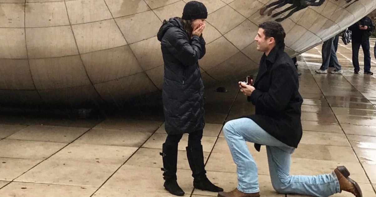 These Thanksgiving Proposal Stories Are Unbelievably Heartwarming
