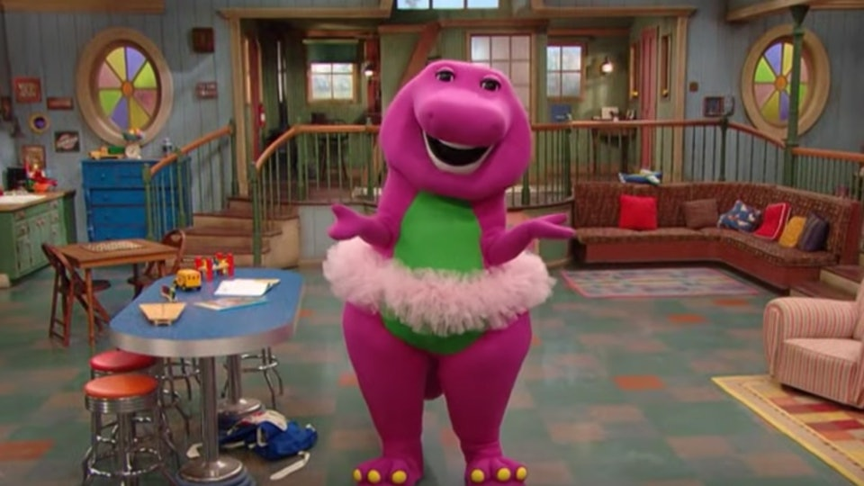 """Barney"" is getting a live action reboot in a new film due out in the future."