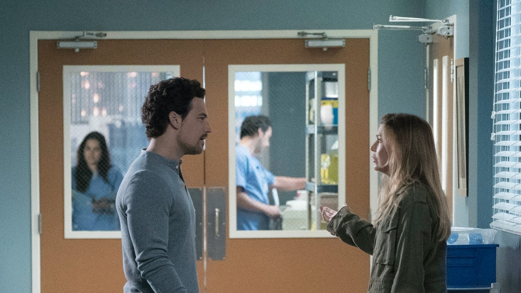 The 'Grey's Anatomy' Season 16 Episode 5 promo teases problems between DeLuca and Meredith