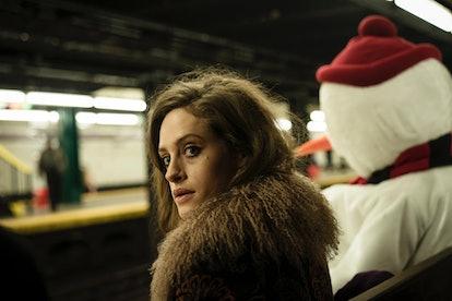 Carly Chaikin as Darlene in Mr. Robot