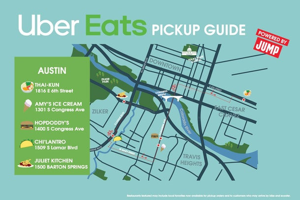 This New Pickup Feature from Uber Eats will make you want takeout tonight.